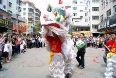 China de Shenzhen: actividades de la adoración del templo Fotografía de archivo libre de regalías