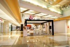 China de Shenzhen: centro comercial yitian del grupo Imagen de archivo libre de regalías