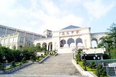China de Shenzhen: escuela secundaria del tou de nan Fotografía de archivo