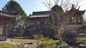 China del salón de té Fotografía de archivo libre de regalías