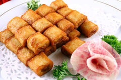 China delicious food--fried cod Stock Photo