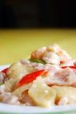 China delicious food--shrimp Stock Photo