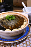 China delicious food—soft-shelled turtle Stock Photo