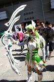 China-digitale Unterhaltungsausstellung Shanghai 2011 stockfotografie
