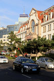 ¼ China do cityï de Qingdao imagem de stock