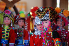 The china doll Royalty Free Stock Photography