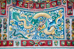 China dragon Royalty Free Stock Photography