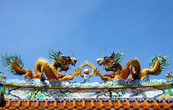 China dragon Royalty Free Stock Photos