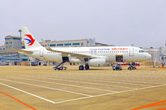 China Eastern Airlines Royaltyfria Bilder