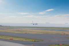 China Eastern Airlines in Chubu Centrair International Airport J Stock Photography