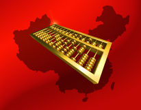 China economic Stock Photography