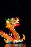 China enciende el dragón 2013 del festival Foto de archivo libre de regalías