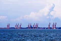 China fangcheng port Stock Photography