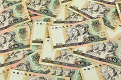 China fifty dollar banknote Royalty Free Stock Photos