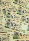 China fifty dollar banknote Royalty Free Stock Images
