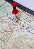 China financial center Royalty Free Stock Photography