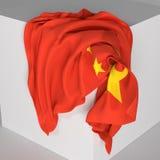 China flag Royalty Free Stock Photo