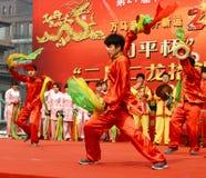 China folk performances Royalty Free Stock Photos