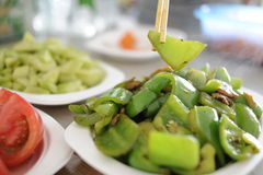 China food Royalty Free Stock Photos