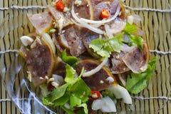 China food. Made from pork Stock Photos
