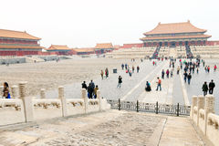China : Forbidden City Royalty Free Stock Image
