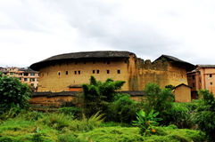 China Fujian Hakka Tulou Stock Photography