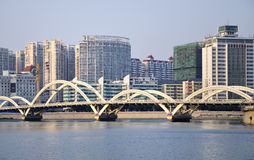 China Fuzhou Urban Royalty Free Stock Images