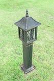 China Garden lighting stock image