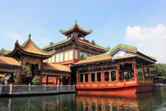 China Garden Royalty Free Stock Images