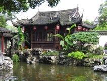 China-Garten Stockfotografie