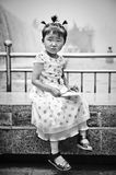 China girl Royalty Free Stock Photos