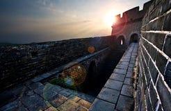 china great wall стоковое изображение