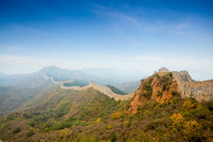 Free China Great Wall Royalty Free Stock Photo - 21576755