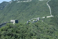 China Great Wall Royalty Free Stock Photo