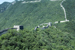 China Great Wall Stock Photography