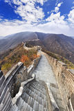 China Great Wall Vertical Royalty Free Stock Images