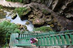 China Guang'an providence Valley royalty free stock image