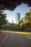 China Guangdong Shenzhen Futian, Shenzhen Central Park scenery Stock Photos