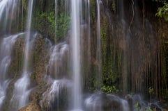 China  Guangxi  Detian Falls. China  Guangxi  Chongzuo City  Daxin County  Detian Falls  natural  landscape Stock Images