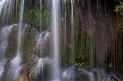 China  Guangxi  Detian Falls Stock Images
