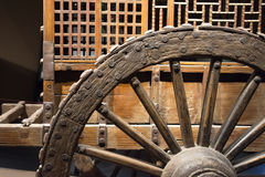 China gud wooden car detail feature Stock Images