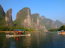 China Guilin  Landscape Royalty Free Stock Images