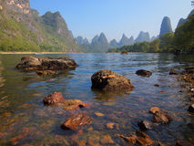 China Guilin  Landscape Royalty Free Stock Image