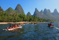 China Guilin  Landscape Royalty Free Stock Photos