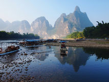 China Guilin  Landscape Stock Photos