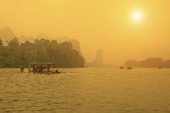 China Guilin Scenery Royalty Free Stock Image