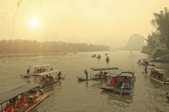 China Guilin Scenery Royalty Free Stock Images