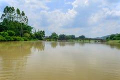 China Guilin Yangshuo guilin lijiang river River royalty free stock images