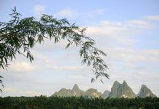 China Guilin Yangshuo guilin lijiang river River stock photo