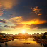 China Guilin Royalty Free Stock Photos